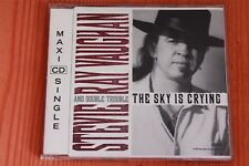 Stevie Ray Vaughan & Double Trouble – The Sky Is crying - CD maxi promo RTL