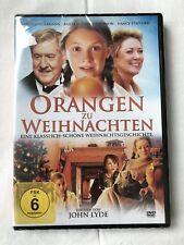 ORANGEN ZU WEIHNACHTEN EINE KLASSISCH-SCHÖBE WEIHNACHTSGESCHICHTE- DVD-NEU & OVP