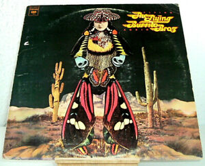 THE FLYING BURRITO BROTHERS - FLYING AGAIN  © 1975 COLUMBIA Records. USA