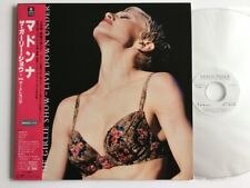 Madonna The Girlie Show - Live Down Under with Obi Laser Disc Japan WPLP-9116 LD