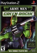 Army Men: Green Rogue PS2 New Playstation 2