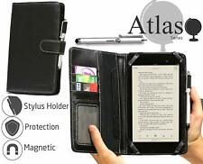Navitech Black Book Case For Samsung P1000 Galaxy Tab NEW
