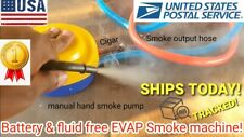 Evap Smoke Machine Leak Detector Diagnostic Emissions Vacuum Door Window Tester