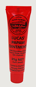 Lucas Papaw Ointment 25g tube - dispatched from the UK!!!