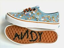 Vans Authentic Toy Story Woody / True White NEW kids Sizes