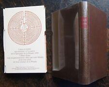 ALBUM PLEIADE BORGES, 1999, 1 volume, 235 pages, rhodoid, etui cartonné imprimé