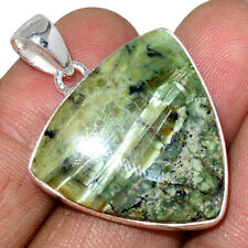 Imperial Opal - Tanzania 925 Sterling Silver Pendant Jewelry AP196870