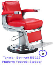 Takara Belmont Elegance BB225 Barber Chair Platform Footrest Stopper Only