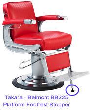 Takara Belmont Elegance BB225 Barber Chair Platform Footrest Stopper Only