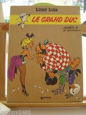 LUCKY LUKE LE GRAND DUC EO 2EME TRI 1973 TBE
