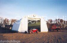 Durospan Steel 20x30x12 Metal Garage Kit Diy Building Workshop Factory Direct