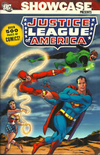 SHOWCASE PRESENTS JUSTICE LEAGUE OF AMERICA - VOL 2 - 1ST PAPERBACK 2007 - VG+
