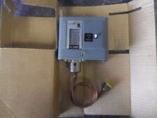 New Johnson Controls P70DA-1 Single Pole High Pressure Control 50-450 PSI Manual