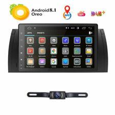 "9"" Android 9.0 Car Radio DVD GPS Player For BMW 5 Series E39 E53 525i 540i M5 X5"