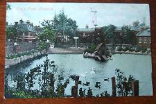 Harwich. Cox's Pond nr  Manningtree, Walton on  Naze, Valentine PC , posted 1915