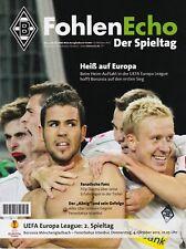 Programm | 2012-2013 | Borussia Mönchengladbach v Fenerbahce Istanbul | UEFA