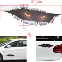 3D Peeking Funny Car Stickers Truck Window Decal Graphics Vinyl Sticker Decals