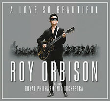 a Love so Roy Orbison & Philharmonic Orchestra CD Vr30