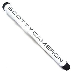 Scotty Cameron Matador Midsize Putter Grip In White