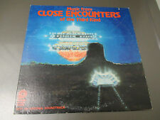 1978 Music From Close Encounters Of The Third Kind LP Pickwick – SPC 3616 VG+