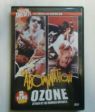 Ozone Attack Of The Redneck Mutants & The Abomination DVD Set Crocofilms