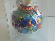 United For Peace Ornament by Christopher Radko - 2000
