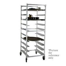 Carter-Hoffmann O1610 Mobile Oval Tray Storage and Pan Rack