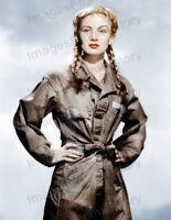 8x10 Print Veronica Lake So Proudly we Hail 1943 #VL43