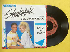 Shakatak with Al Jarreau - Day By Day / Don't Push Me, Polydor POSP-770 Ex+ A1B1