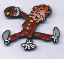 Pin's Spirou et Fantasio Spirou sautant 2