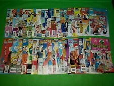 Archie Comics SABRINA THE TEENAGE WITCH 34 Issues