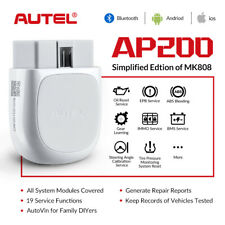 Autel MaxiAP AP200 OBD2 Diagnostic OBD Scanner Tool Code Reader for Android iOS