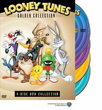 Looney Tunes Golden Collection DVD Box Set Standard Edition Bugs Bunny Daffy New