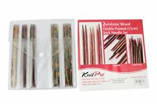 New Knit Pro - Double Pointed Needle Set - 15cm/6 By Knitpro