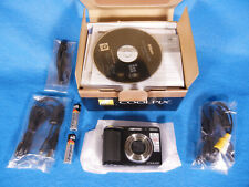 NIKON NEW P60 8.1 MP DIGITAL CAMERA & PHOTO STUDIO KIT 5x ZOOM ORIGINAL BOX! NR