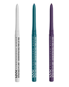 NYX Retractable Eye Liner. Waterproof ~ Choose Your Color ~ MPE. NEW