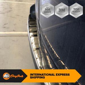 Peugeot Expert 2016UP Lwb Chrome Pare-Chocs Protection Rayures S. Acier