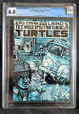 New ListingTeenage Mutant Ninja Turtles #3 (Mirage,1985) - First Print - Cgc 6.0 Fine