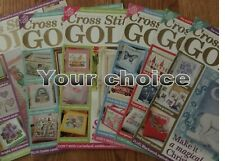 Cross Stitch Gold Magazine - counted cross stitch - Choose Your Issue