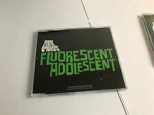 ARCTIC MONKEYS Fluorescent Adolescent  / BRAINSTORM X  2 CD 2007 Promo  - MINT