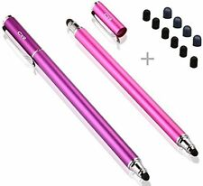 B&D 2PCS Universal Capacitive Stylus Pen 2-in-1 Touch Screen Styli/Styluses Pen