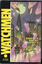 WATCHMEN RARE  HC w/DUST JACKET ALAN MOORE DAVE GIBBONS ART DC COMICS 1-12  1987