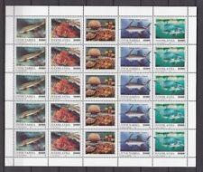 JUGOSLAWIEN, 1993 Geschützte Tiere 2589-92 Kleinbogen **, (25804)