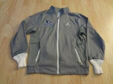 Youth Creighton Bluejays L Athletic Jacket Jordan Nike Dri-Fit (Gray)