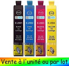 SOS ENCRE - Cartouches d'encre compatibles T29 XL Série FRAISE ( non OEM Epson )