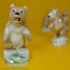 Wade Whimsies (1953/59) 1st Issues (Set #9/1958) #42 - Grizzly Bear