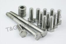Mazda L Engine 1.8, 2.0, 2.3 Stainless Sump Pan Bolts Kit (Mazda3, Mazda6, MPS)