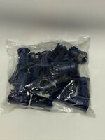 Ultimate Stratego 1997 Board Game Navy Replacement Plastic Game Pieces Sealed