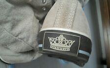 TCM Damen Unisex Stiefel Boots Wildleder beige Groesse 40 neuwertig