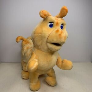 Vintage 1984 Grubby Doll Teddy Ruxpin's Friend Caterpillar No Cord